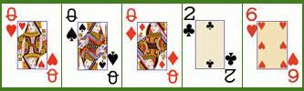kuri-pokerio-kombinacija-stipresne-three-of-a-kind