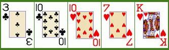 pokerio-deriniai-pagal-stipruma-pair