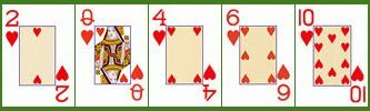 pokerio-kombinacijos-pagal-stripruma-flush-simple