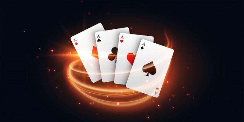 4 tūzai - pokeris internetu Lietuvoje iš tikrų pinigų
