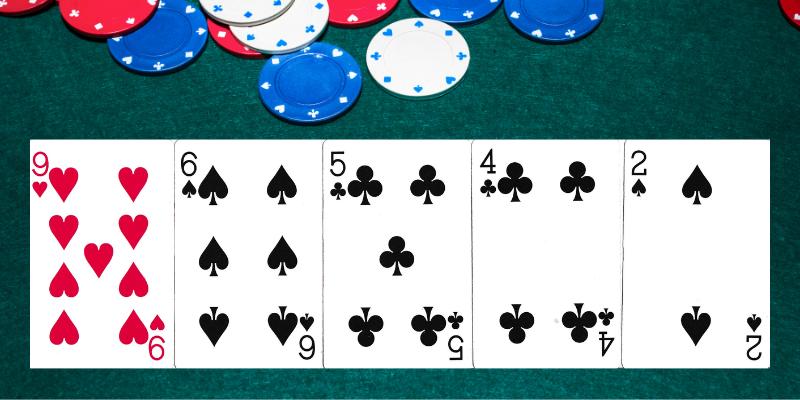 Aukščiausia korta - pokerio kortų stiprumas