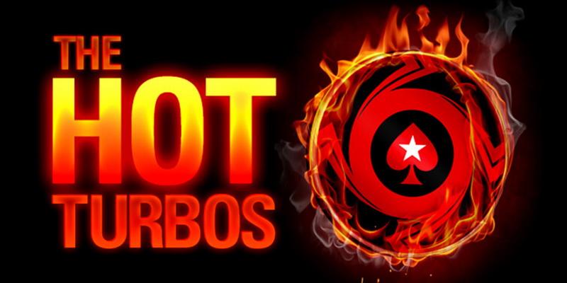 Hot turbos pokerio turnyrai
