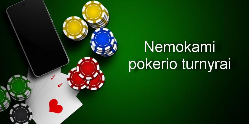 Žaidimai pokeris nemokamai ir jam reikalingi virtualūs žetonai bei kortos