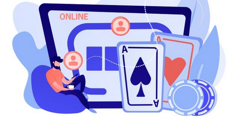 Kortos, žetonai ir pasiūlymas, kur geriausia žaisti pokerį internete online