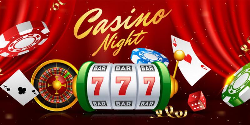 Azartiniai kazino žaidimai - slotai, ruletės, kortos