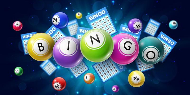 Azartiniai žaidimai internete iš pinigų - Bingo kamuoliukai ir kortelės