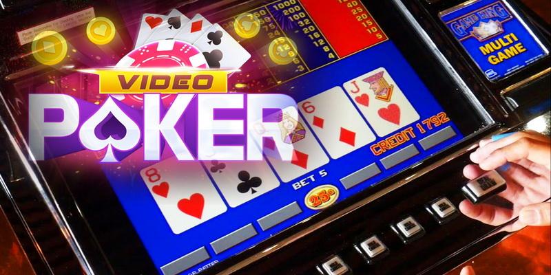 Azartinis žaidimas vaizdo pokeris