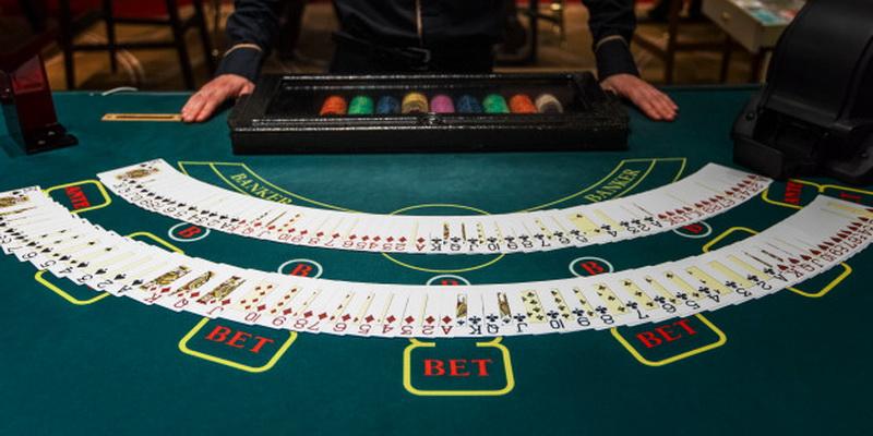 Blackjack žaidimo kortos