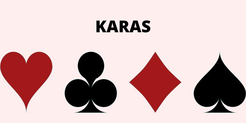 Karas žaidimas kortomis