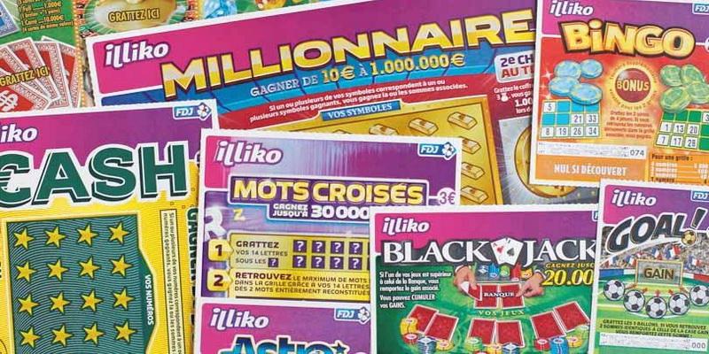Momentinės e loterijos žaidimai ir bilietai internetu