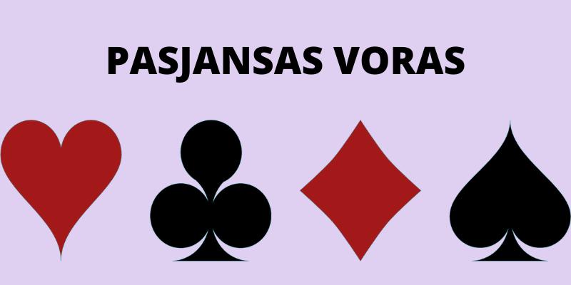 Pasjansas žaidimai - Voras
