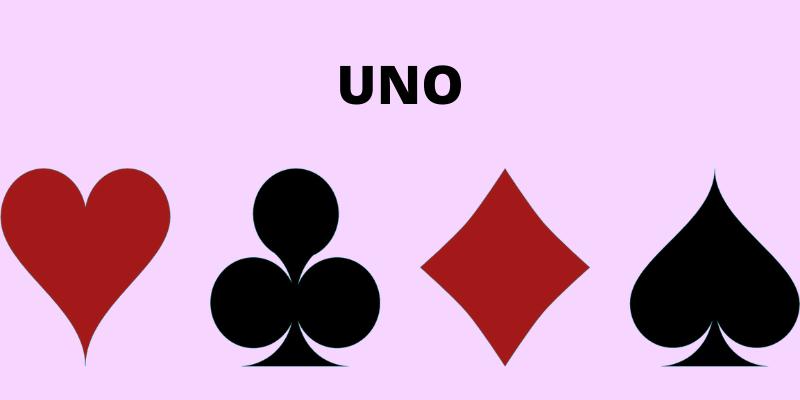 Žaidimai su kortomis UNO