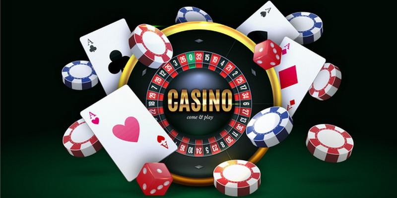 Kortos, žetonai bei ruletė - nemokami casino žaidimai internetu